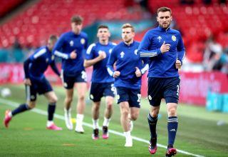 England v Scotland – UEFA Euro 2020 – Group D – Wembley Stadium