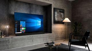 TV as a computer monitor