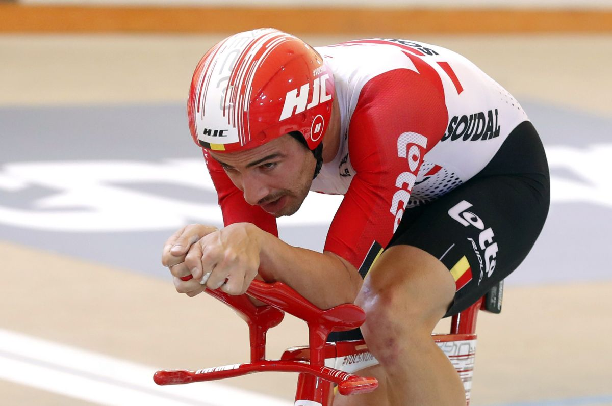 Campenaerts' Hour Record ride: What the Belgian wore to victory