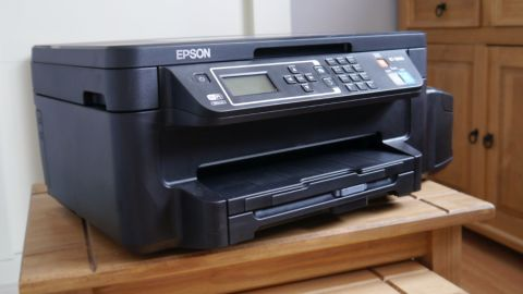 Hands on: Epson Expression ET-3600 EcoTank review | TechRadar