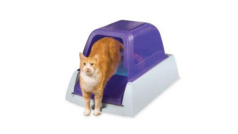 PetSafe ScoopFree Ultra Self Cleaning Cat Litter Box