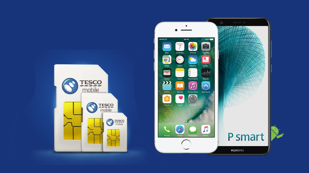 Double down on data with Tesco Mobile deals in May | TechRadar