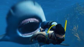 Maneater lets you level up a shark to fight Killer Whales