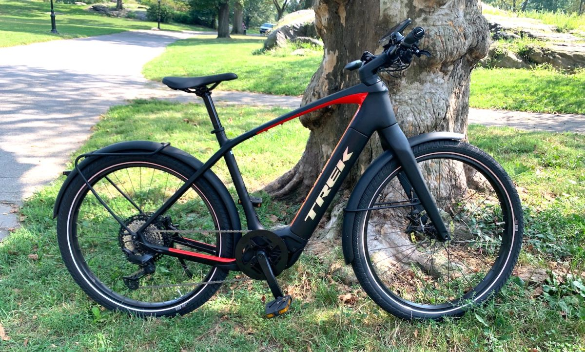 I Would Ride Trek's new eBike Everywhere (If I Could Afford It)