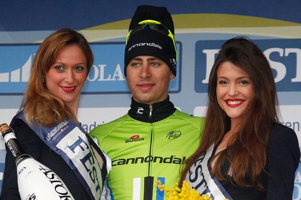 Peter Sagan, Tirreno-Adriatico 2013