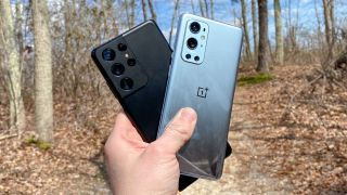 OnePlus 9 Pro vs. Samsung Galaxy S21 Ultra