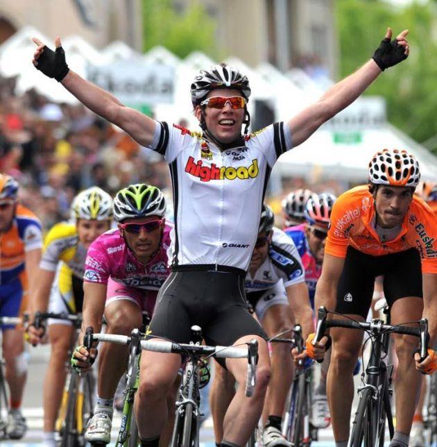 Mark Cavendish Giro 2008 stage 13