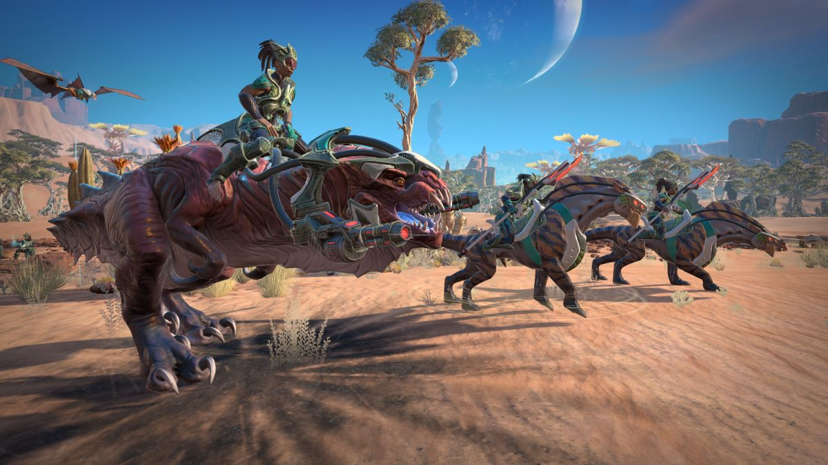 Age of Wonders: Planetfall review | PC Gamer