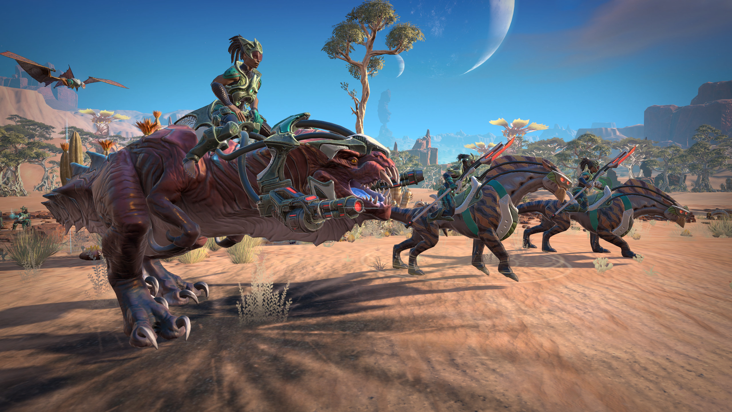 Age Of Wonders Planetfall Review Pc Gamer