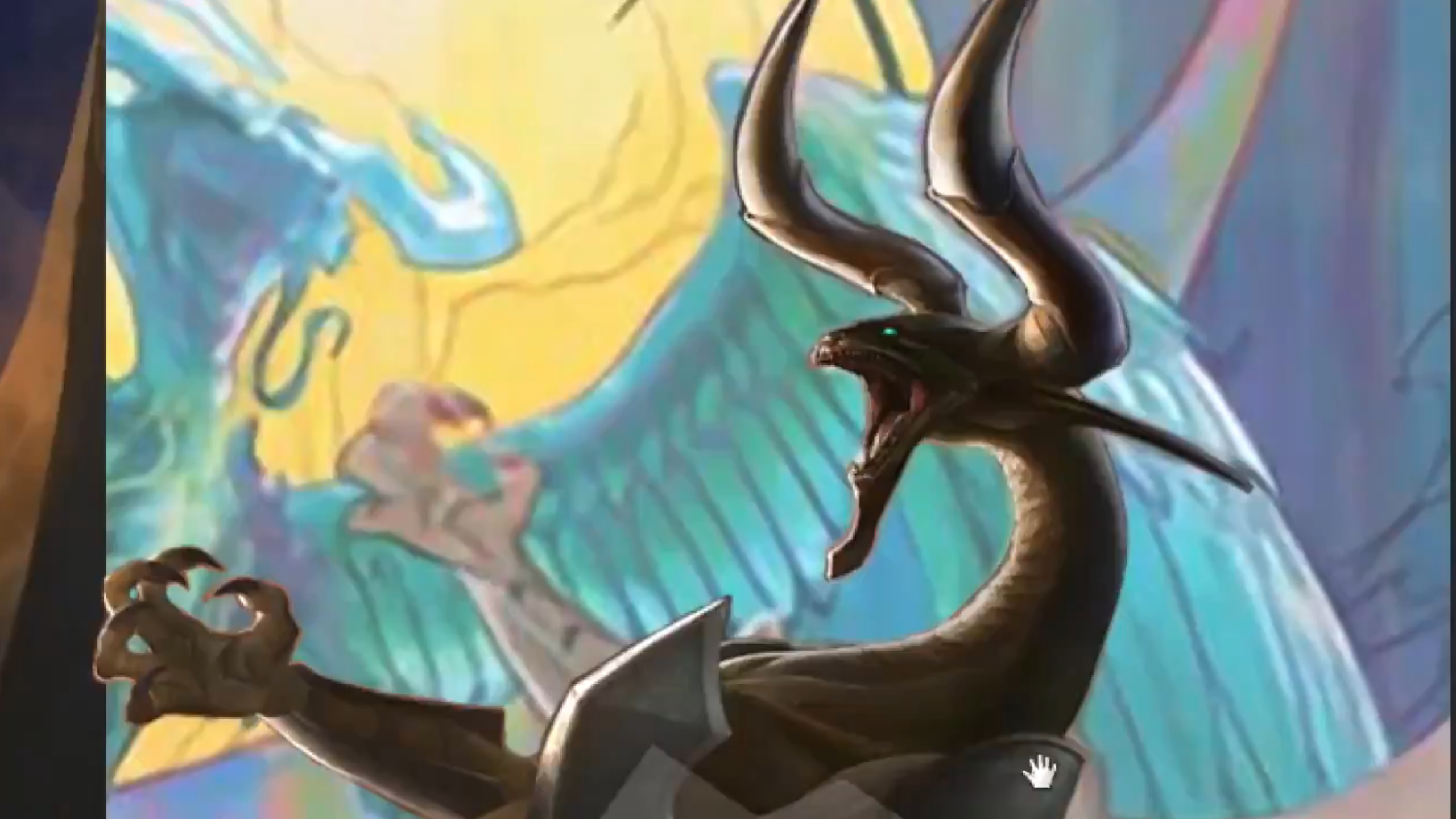 A new Magic: The Gathering card may include plagiarized art