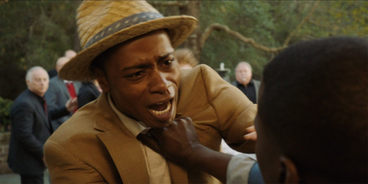 Get Out's LaKeith Stanfield On Why Filming With Daniel Kaluuya Was Different The Second Time Around