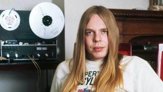 Rick Wakeman in 1973