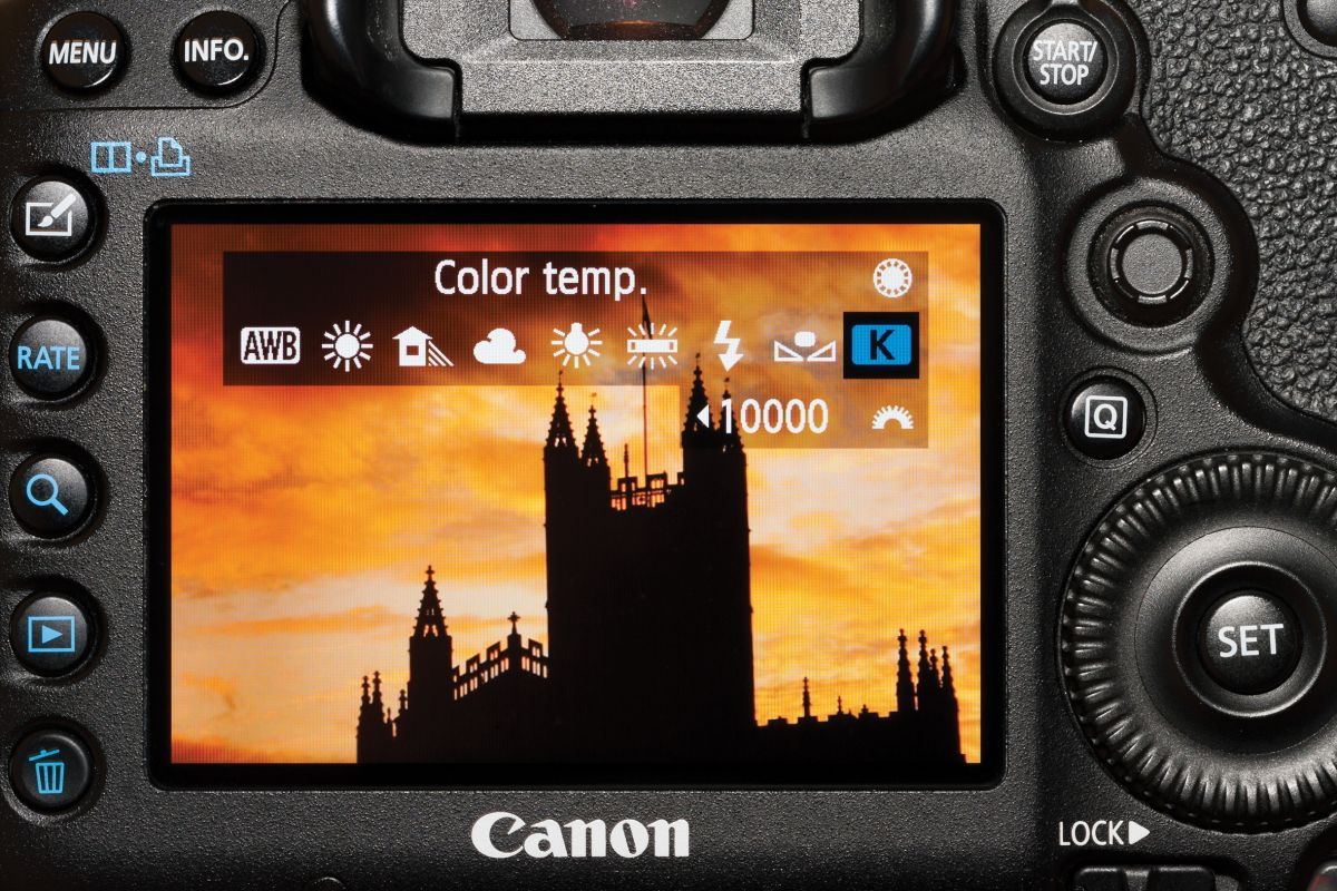 What is white balance? When to change the WB settings on your camera