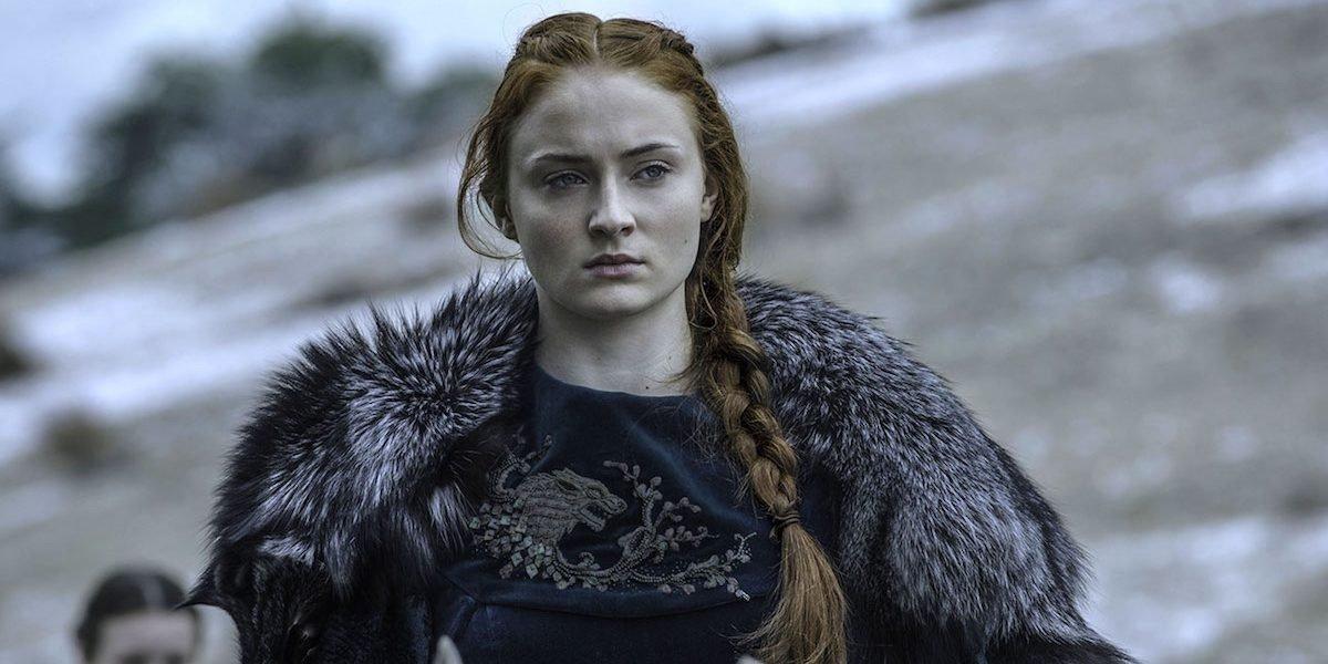 Sophie Turner Game of Thrones Survive