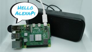 Raspberry Pi Alexa Voice Service