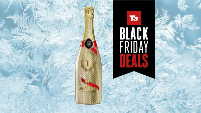 Cheap champagne deal on Mumm champagne for Amazon Black Friday
