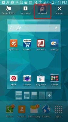How to Delete Apps on Your Samsung Galaxy S5 - Samsung Galaxy S5