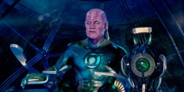 Abin Sur in the Green Lantern movie