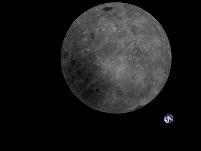 A Tiny Chinese Lunar Orbiter Just Crashed on the Moon's Far Side (on Purpose)
