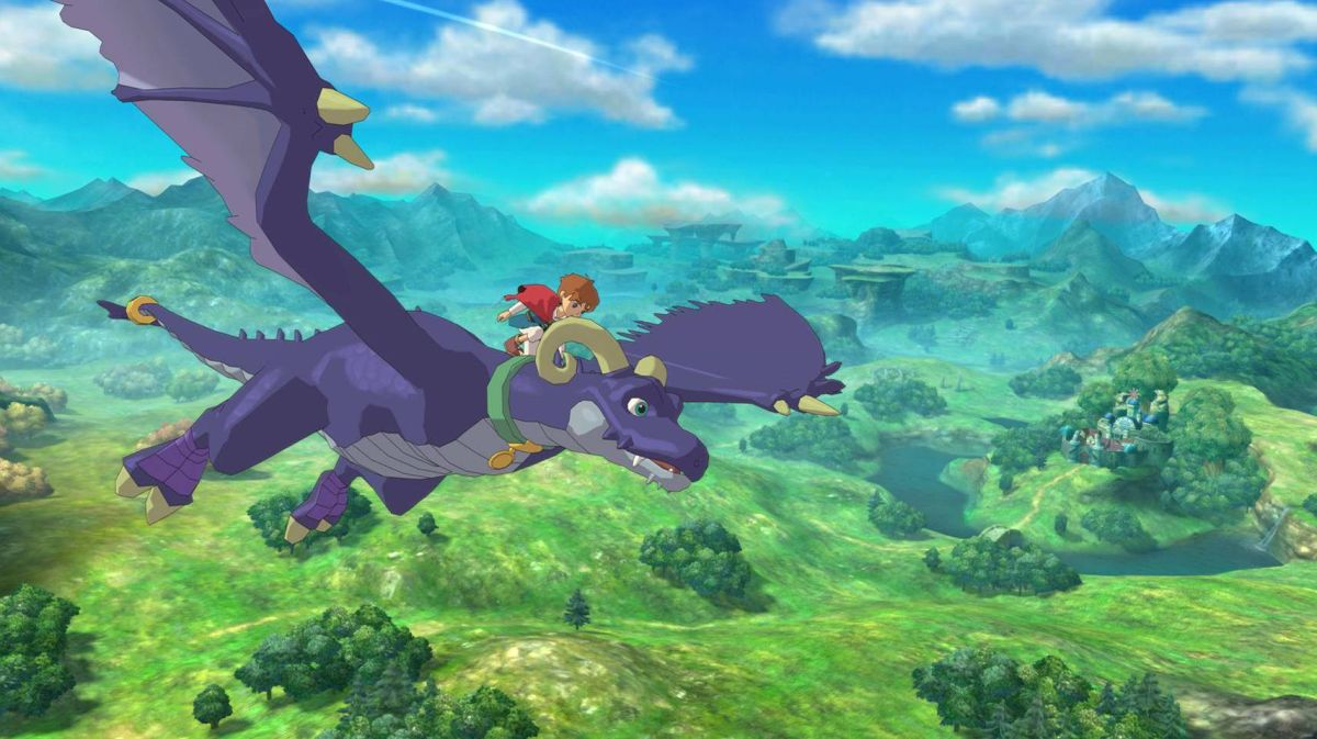 Ni No Kuni is being made into a movie