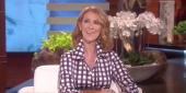 Celine Dion Shares An Adorable Family Photo Of Herself With Her Kids
