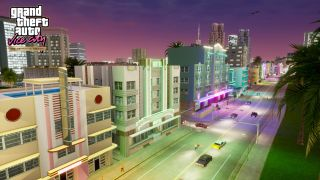 Grand Theft Auto Trilogy Vice City