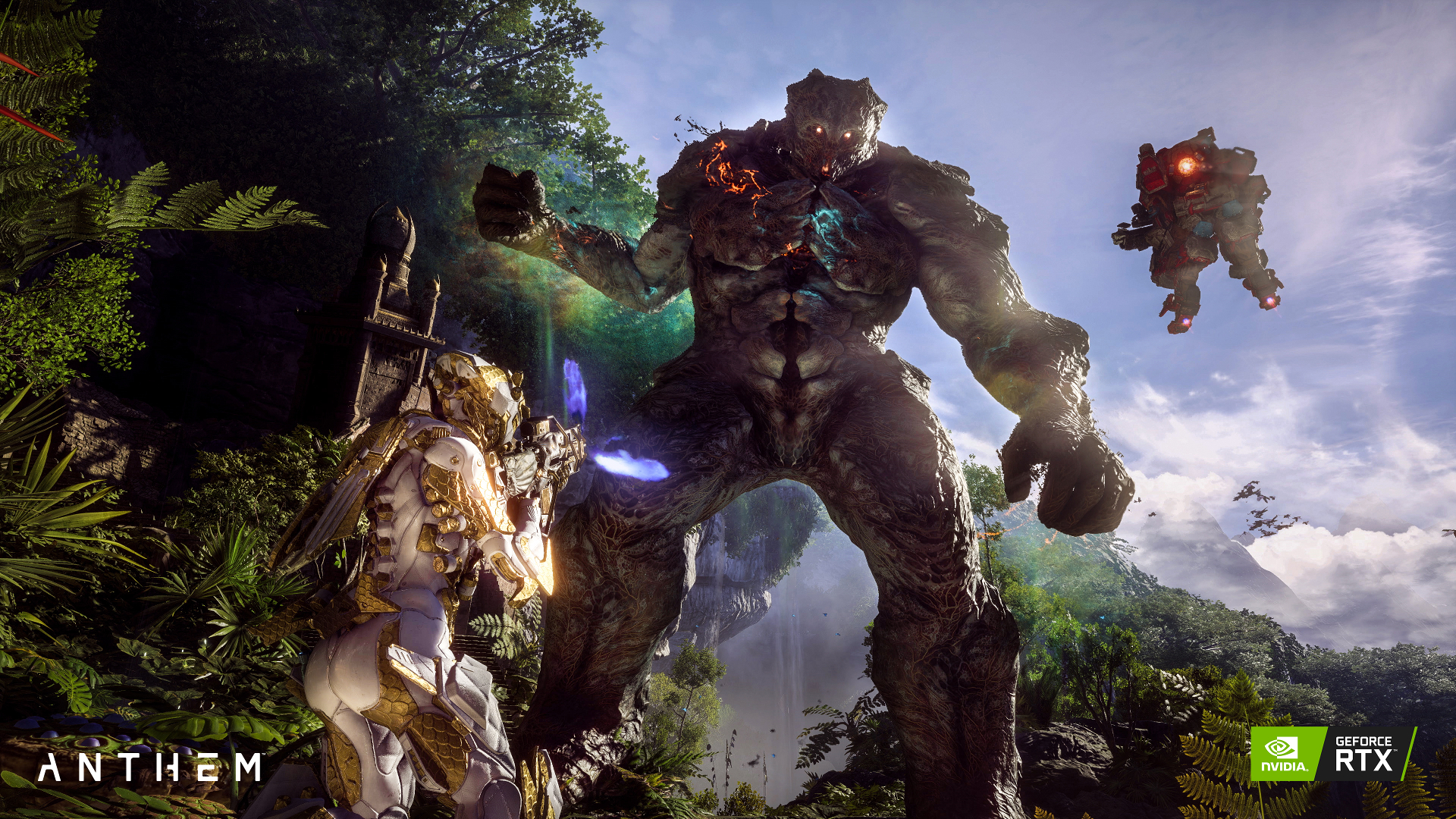 Anthem's new patch delivers up to a 40% performance boost for RTX