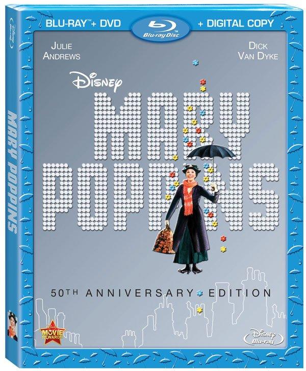 Mary Poppins box