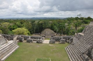 Caracol, Belize, Mayan City