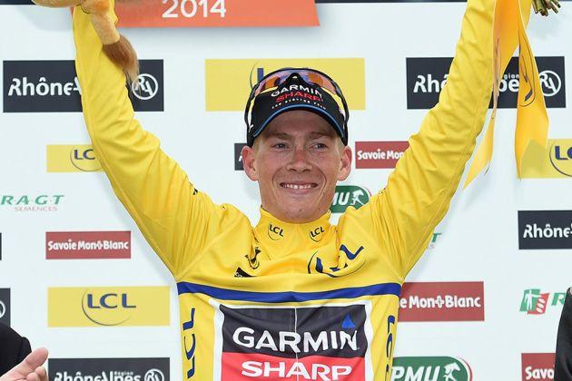 Andrew Talansky wins Criterium du Dauphine 2014
