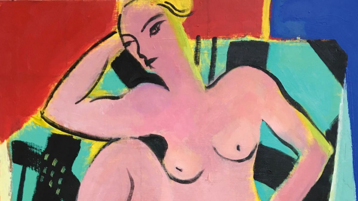 How to paint like Matisse