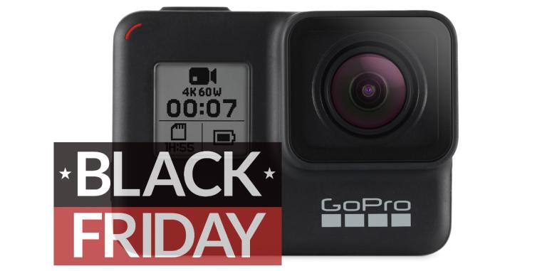 GoPro Hero7 Cyber Monday Walmart deals