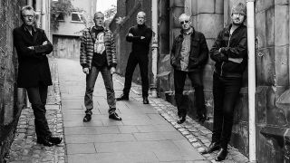 Richard Jobson back with Skids