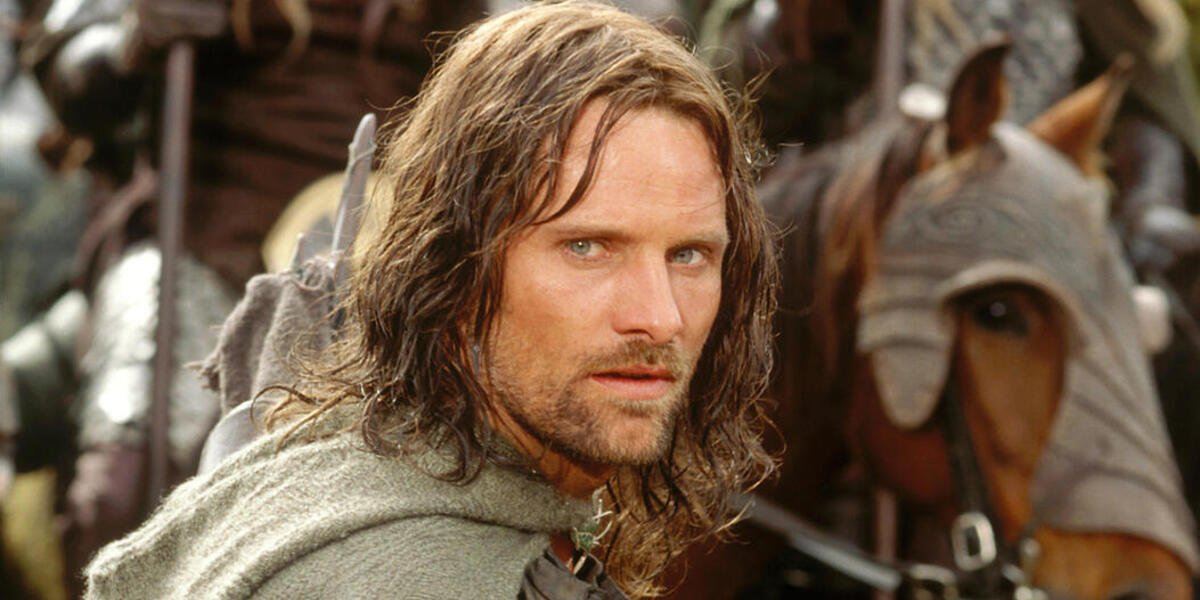 lord of the rings movie aragorn
