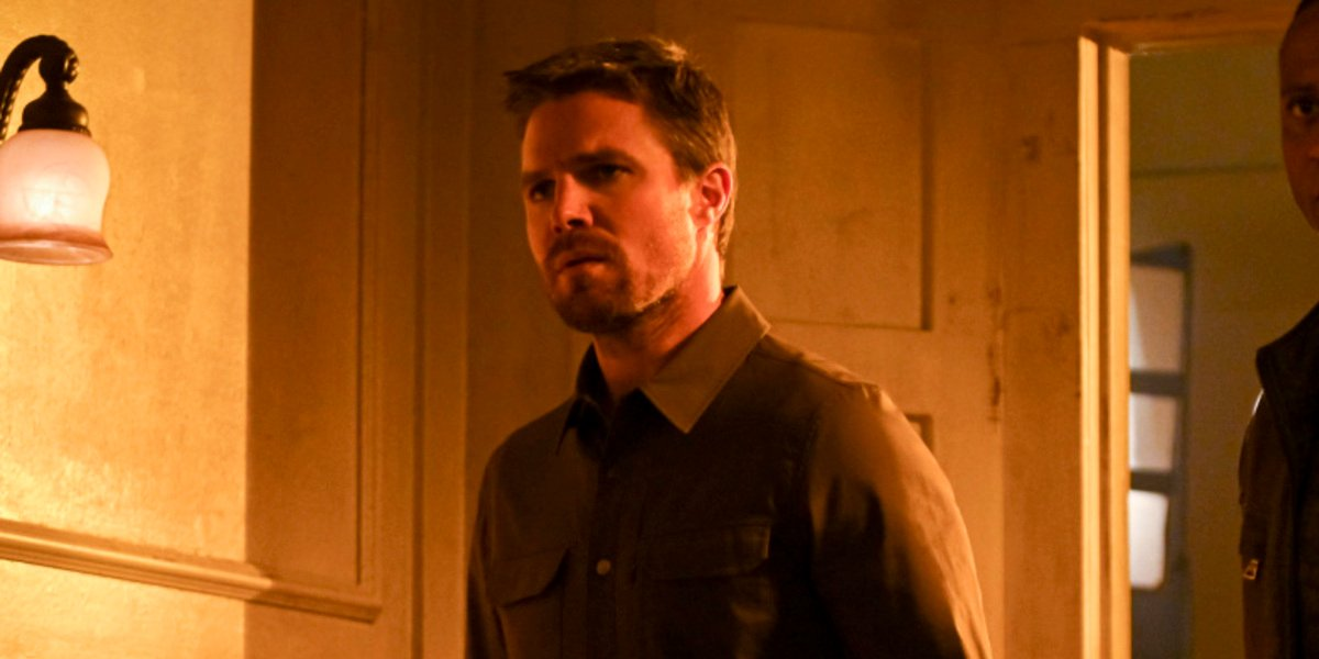 arrow the cw season 8 oliver queen stephen amell