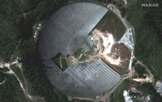 Arecibo Observatory must scientifically reinvent itself even as it continues mourning its iconic radio telescope and cleaning up its debris.