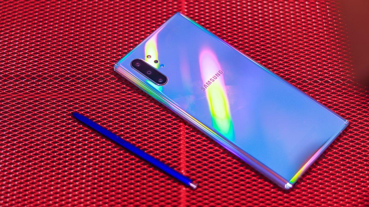 Samsung Galaxy Note 20 kan få mindre lagring än Galaxy Note 10