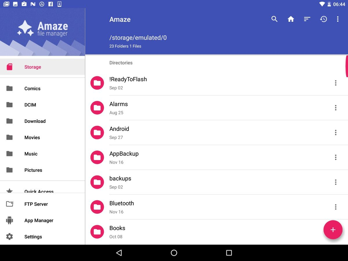 Best Android File Managers 2019 - Browse, Copy, Delete and Move