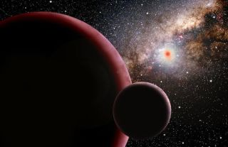 Newfound Ice World Alters Perceptions of Planetary Systems