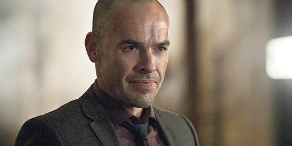 Quentin Lance Paul Blackthorne Arrow The CW