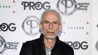 Steve Howe at the Prog Awards 2018