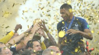 Kylian Mbappe World Cup France