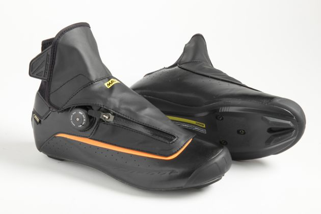 Mavic Ksyrium Pro Thermo shoes review - Cycling Weekly a5799b1f46