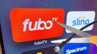 cord cutting with fuboTV test