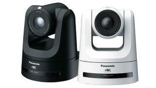 NDI camera: Panasonic AW-UE100 PTZ