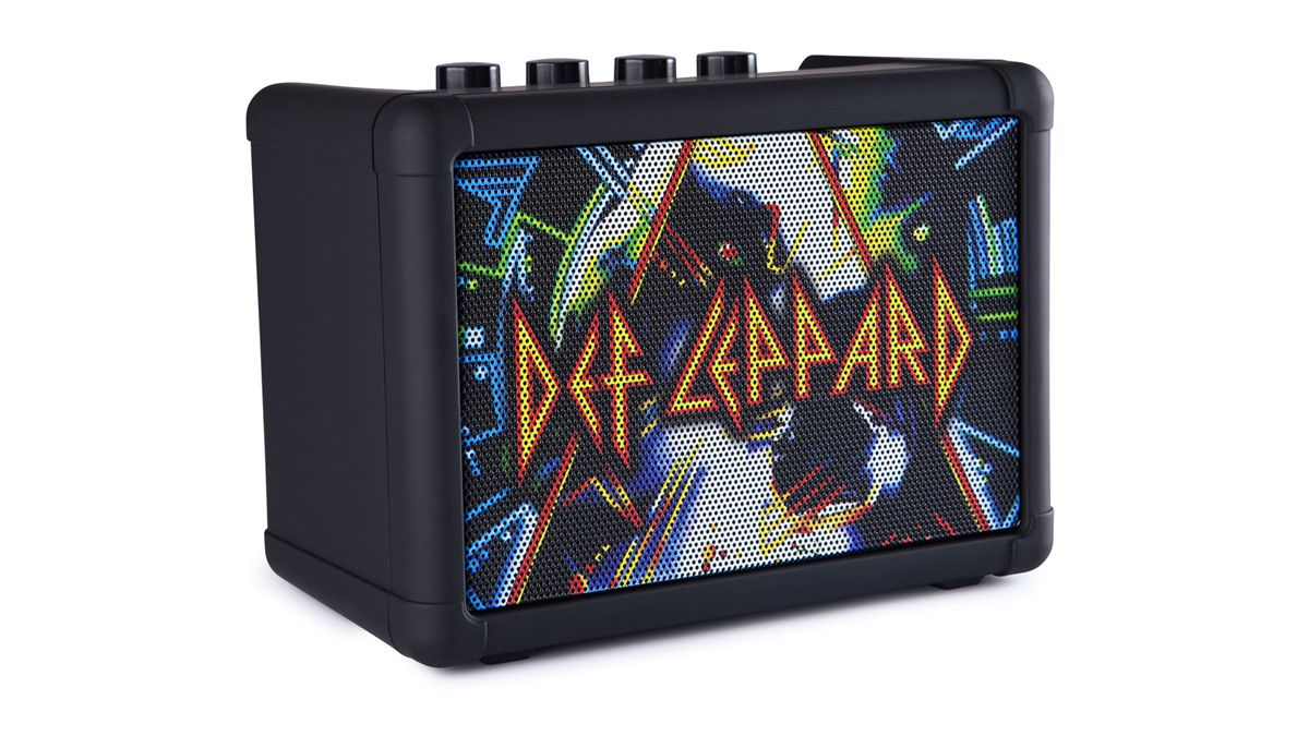 blackstar s fly 3 def leppard brings hysteria to the mini amp world musicradar. Black Bedroom Furniture Sets. Home Design Ideas