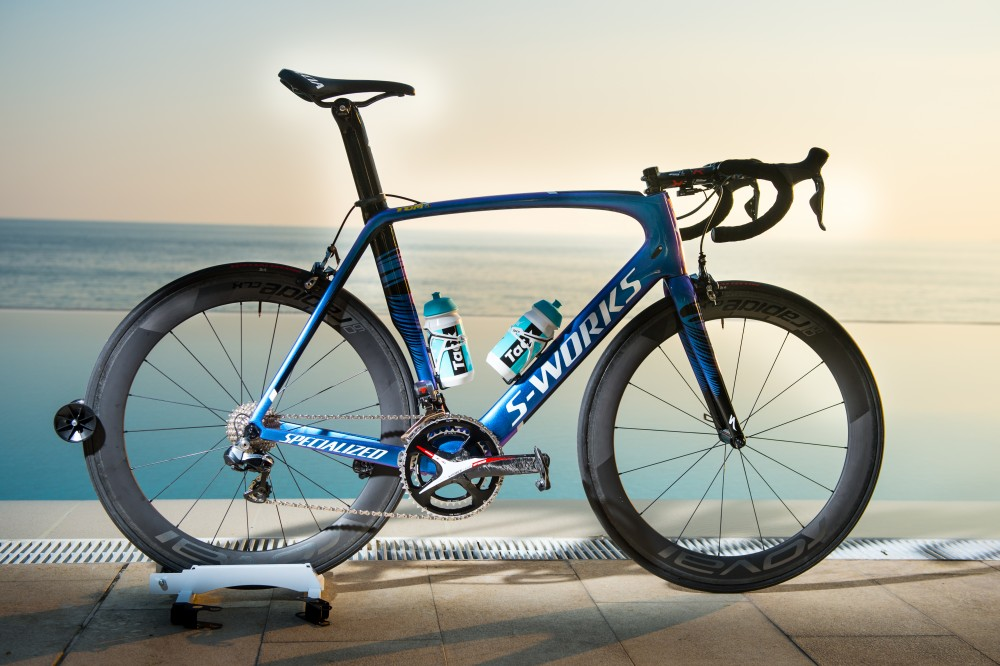 Tom Boonen S Custom Edition S Works Venge Cycling Weekly