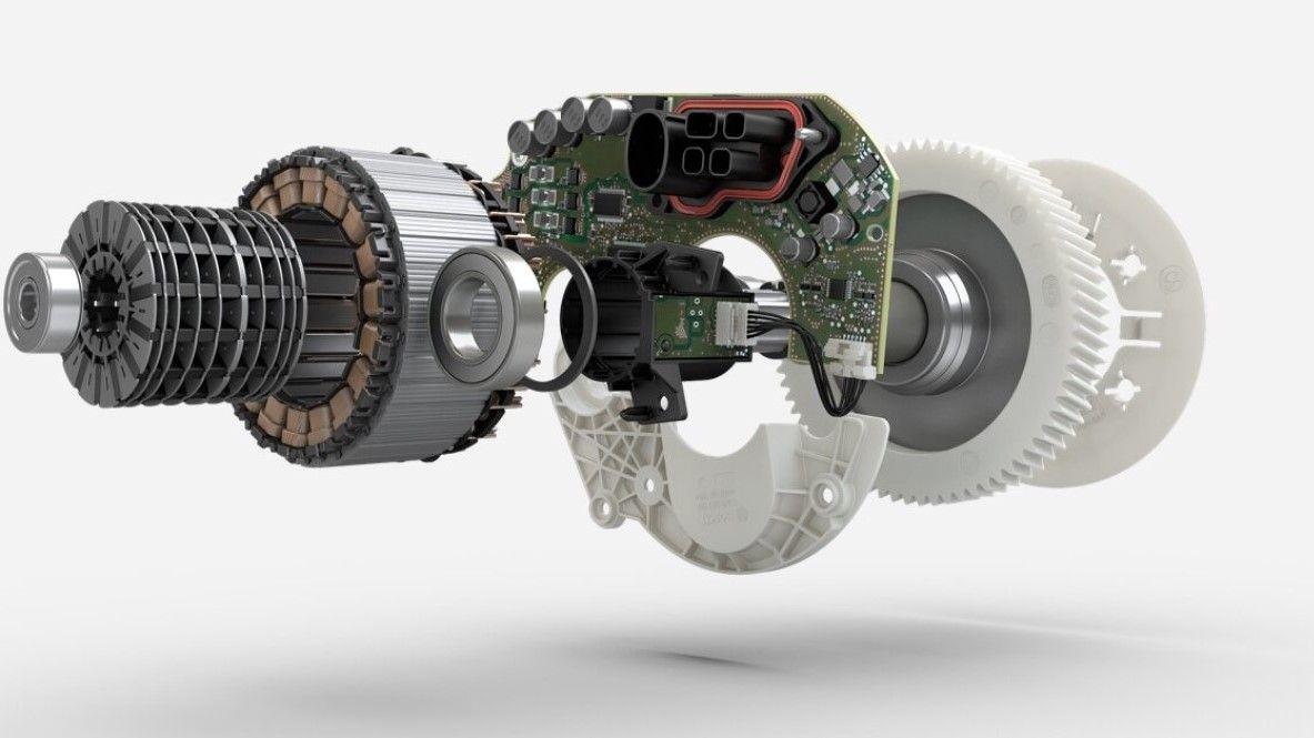The anatomy of an e-bike motor