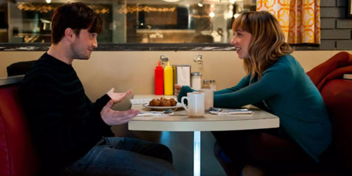 Daniel Radcliffe, Zoe Kazan - What If