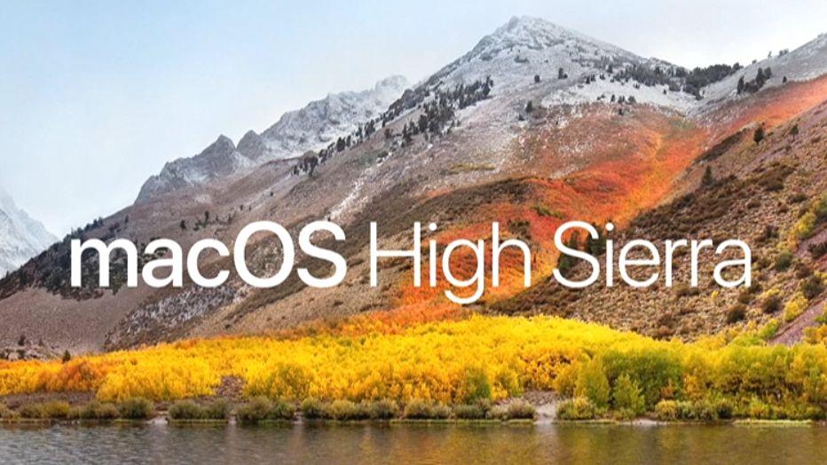 macOS 10.13 Ngày phát hành, tin tức và tin đồn High Sierra